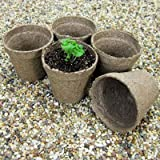 Jiffy 2-1/4″ Round Peat Pots – OMRI LIsted Organic – 100ct Review
