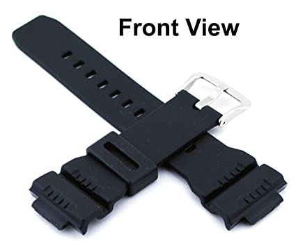 427382fc7bd6c Image Unavailable. Image not available for. Color  Casio  10330771 Genuine  Factory Replacement Band for G Shock ...