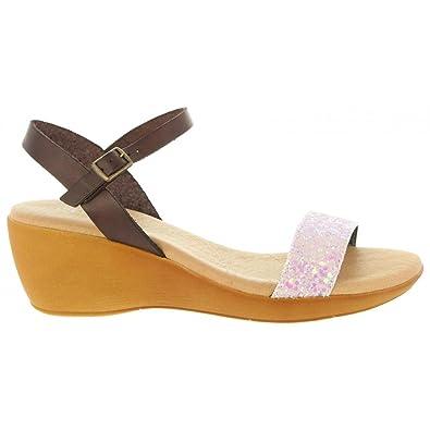Cumbia 31009 Rosa - Chaussures Sandale Femme