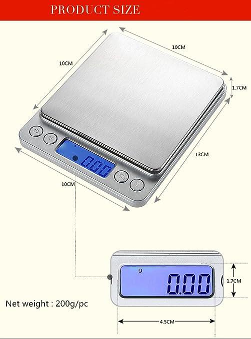 Báscula de cocina digital, digital Báscula – Báscula, báscula de cocina, Carta de