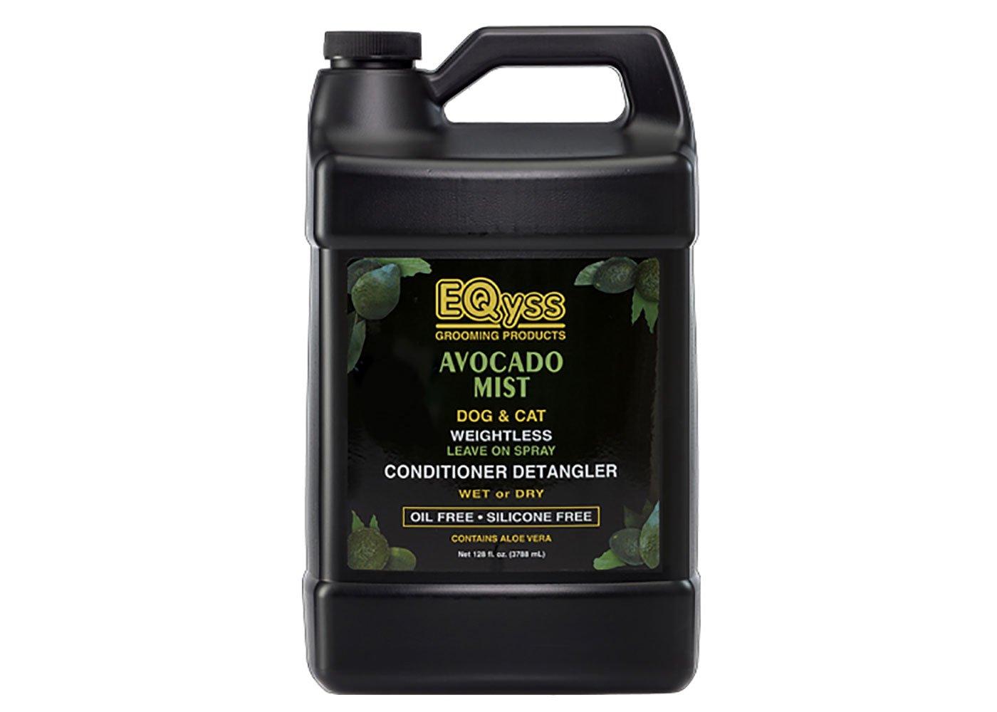 EQyss Avocado Mist Pet Conditioner Spray 128 oz by Eqyss