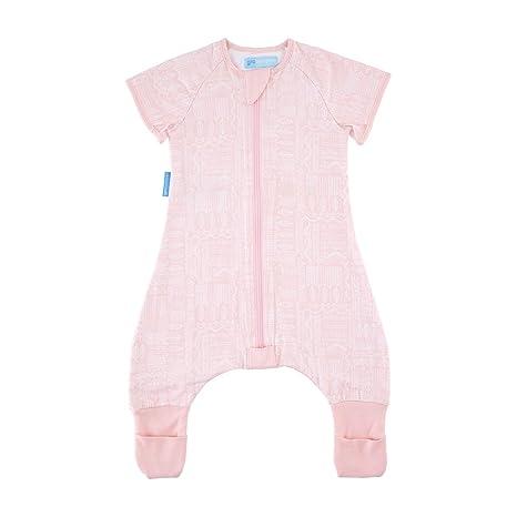 GroRomper - Saco de dormir (24 a 36 meses), color rosa
