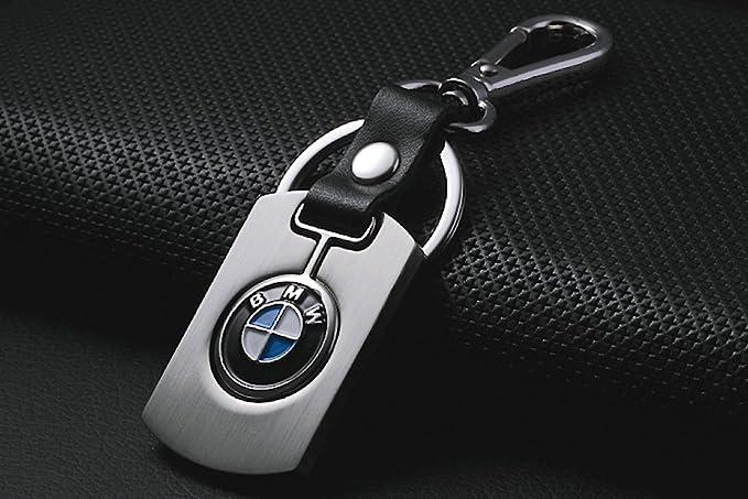 automotiva BMW Estilo de acero mate con Logo de la marca ...