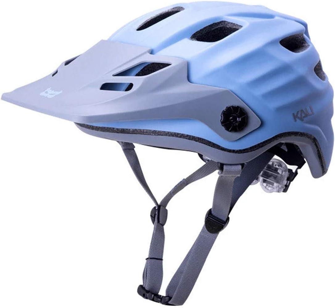 All Mountain VTT Enduro Casque de v/élo 7idp M4/Bleu