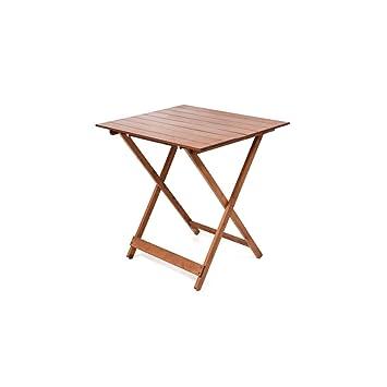 Ferramenta Per Tavoli In Legno Pieghevoli.Tavolo Tavoli Legno Pieghevole 60 X 80 Regolabile In Altezza Colore