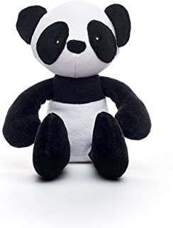 "product image for Bears For Humanity Panda Stuffed Animal - Organic Bear is a Non-Toxic, 12"" PlushToy"