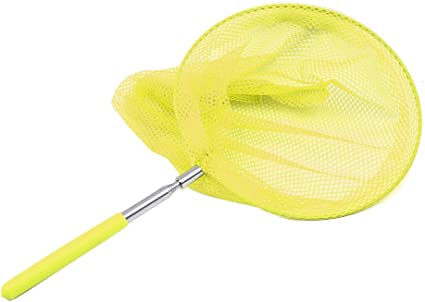 Amazon Com Tanchen Outdoor Extendable Butterfly Net Insect Bug
