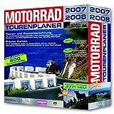 Motorrad Tourenplaner 2007/2008 in Eurobox (DVD-ROM)