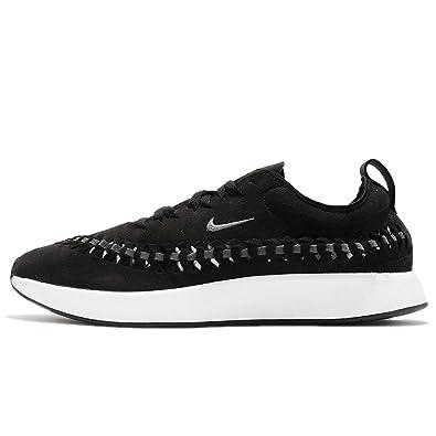 743139e457c2c2 Nike Men s Dualtone Racer Woven Running Shoes-Black Dark Grey-10.5 ...