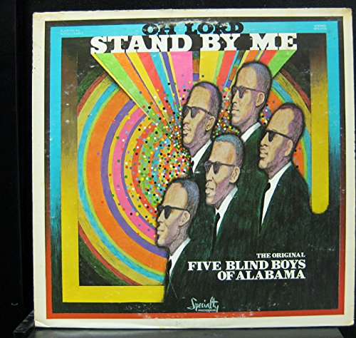 Five Blind Boys Of Alabama - Oh Lord, Stand By Me ?- Lp Vinyl Record