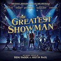 进口CD:马戏之王-电影原声带 The Greatest Showman O.S.T(CD)A286592