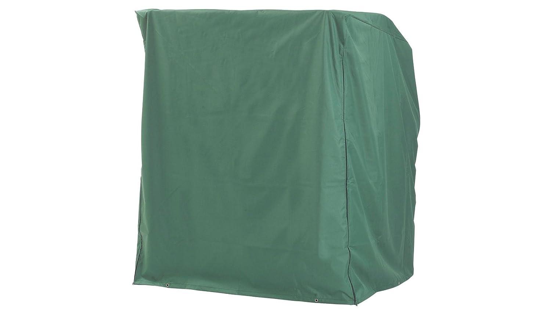 baumarkt direkt Strandkorb Schutzhülle für 2-Sitzer, Grün