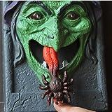 lotus.flower Spooky Halloween Doorbell,Halloween