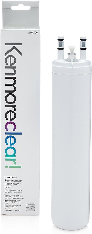 Kenmore 9999 Refrigerator Water Filter, White