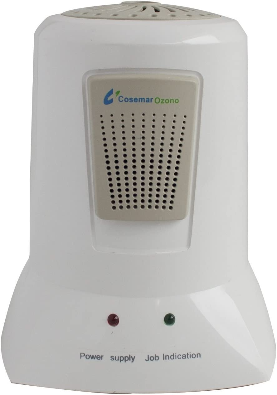OH OZONOHOGAR GRUPO COSEMAROZONO Ionizador purificador de Aire ...