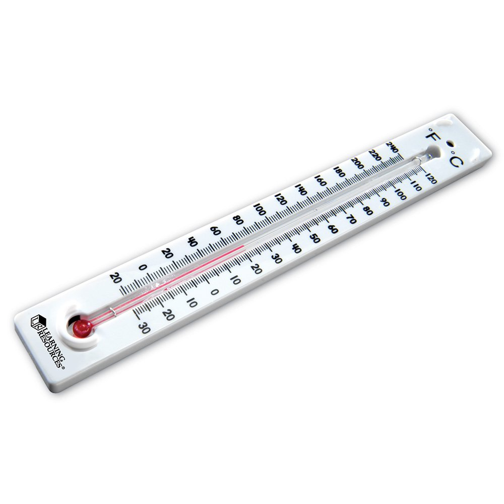 Learning Resources LER2415 Boiling Point Thermometers