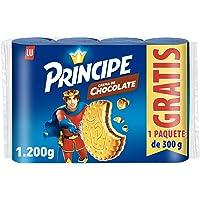 Príncipe - Galletas Sandwich con Relleno de Chocolate