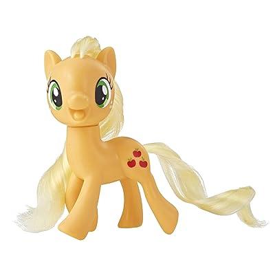 My Little Pony Mane Pony Applejack Classic Figure: Toys & Games