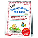 SCHOLASTIC TEACHING RESOURCES NURSERY RHYME FLIP CHART (Set of 3)