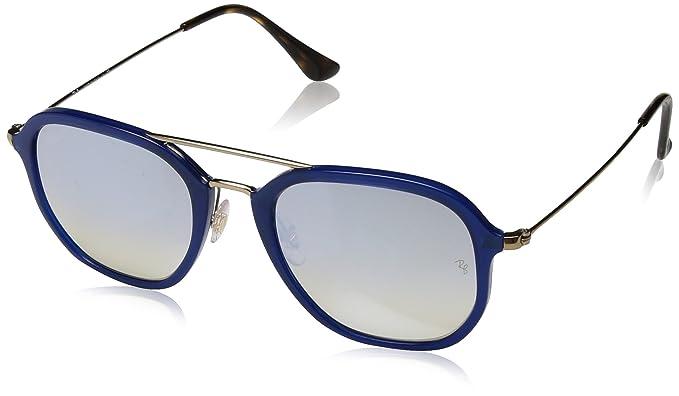 Ray-Ban RAYBAN 0RB4273 62599U 52 Montures de lunettes Mixte Adulte, Bleu  (Shiny 1fae5658d85f