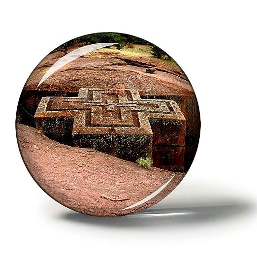 Hqiyaols Souvenir Iglesias excavadas en la Roca de Lalibela ...
