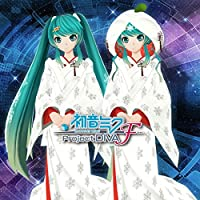 Hatsune Miku: Project DIVA f – Snow Miku 2013 Costumes - PS3  - PS3 [Digital Code]