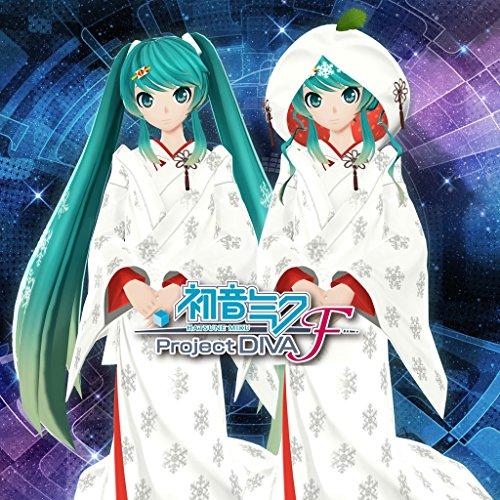 [Hatsune Miku: Project DIVA f – Snow Miku 2013 Costumes - PS3  - PS3 [Digital Code]] (Costumes F)
