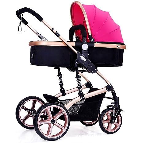 Carrito de bebé de alta paisaje, sistema de viaje para cesta ...