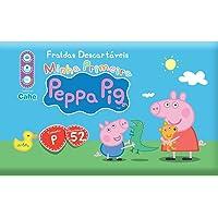 Fralda Econômica, Peppa Pig, P, Pacote de 52