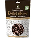 Dr Superfoods Roasted Almonds Dark Chocolate, 1 Count