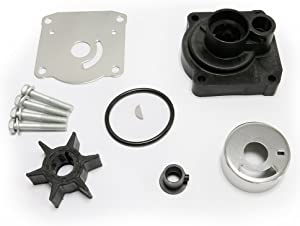 30HP 25HP Yamaha Outboard Water Pump Impeller Rebuild Kit Impeller Replacement Sierra 18-3432 61N-W0078-11