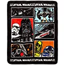 "Star Wars Classic 50"" x 60""  Throw"