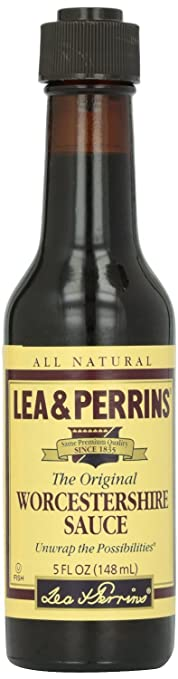 Lea & Perrins Worcestershire Sauce 5.0 Oz(Pack of ...
