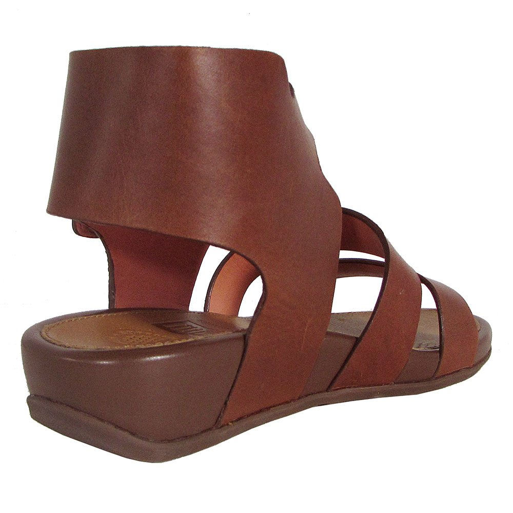 f6065dc0ab9 Fitflop Gladdie Sandals Tan 6 UK  Amazon.co.uk  Shoes   Bags