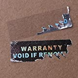 100 Hologram Security Warranty Void if Removed