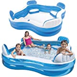 Intex 56475 Swim Center Family Lounge Pool