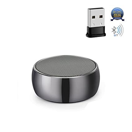 Amazon.com: Pequeños Altavoces Bluetooth, potente Mini ...