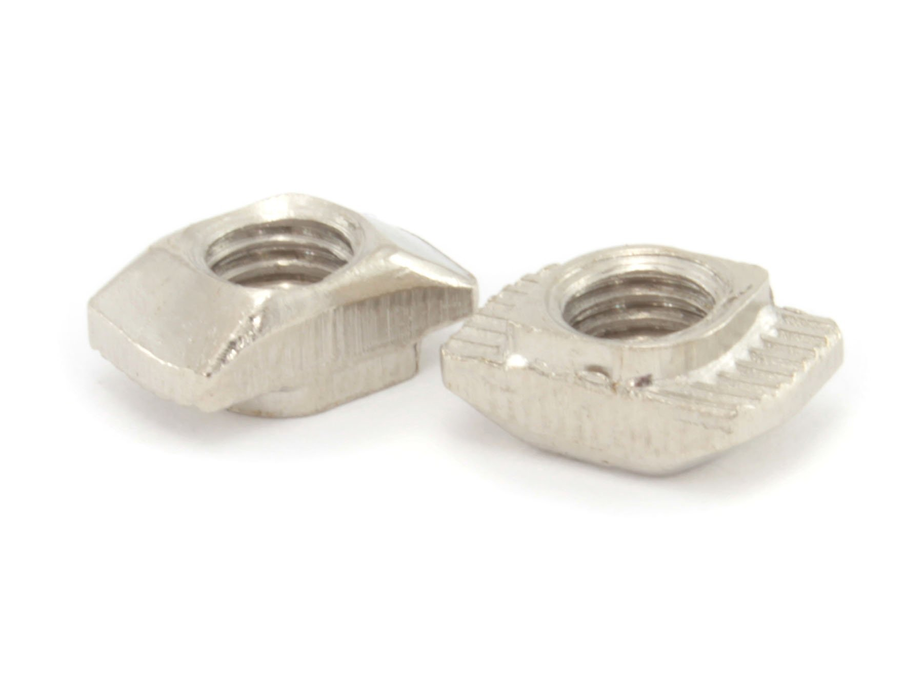 Hammer Drop-In M5 T Nut for 20mm T-Slot/V-Slot Aluminum Extrusions (Pack of 500) by Generic