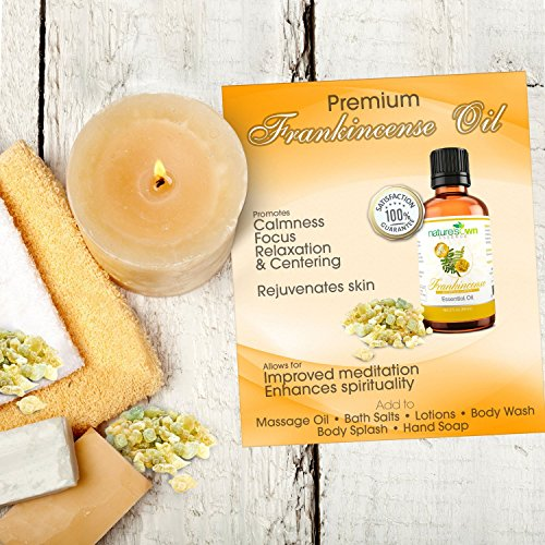 Real Frankincense Essential Oil :: Pure Undiluted (2oz)