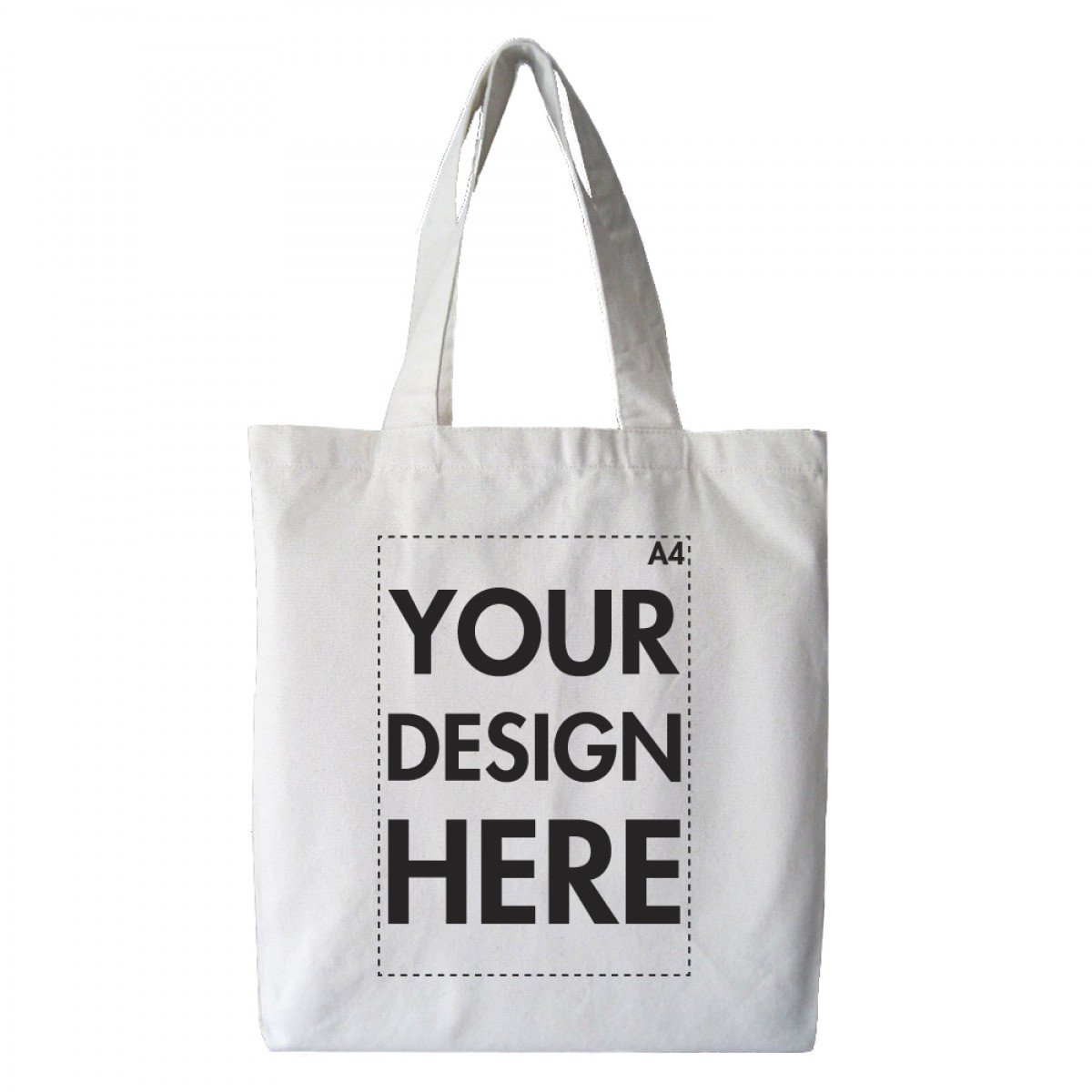 Create Your Own Custom Personalised Tote Shopping Bag! Any Text 1416b44f8738