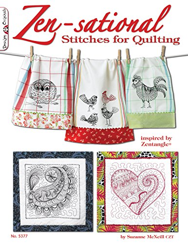 zentangle quilting - 3
