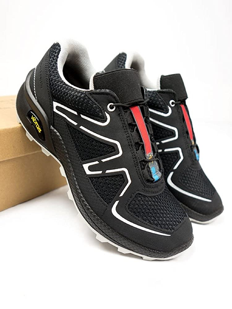Amazon.com | Mens Oakes Cross Running Trainers-UK 13 / EU 47 / US 14 | Trail Running