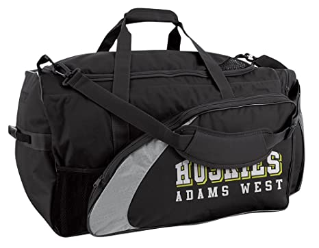 3d69017d99 Amazon.com   Champro Varsity Football Equipment Bag (Black