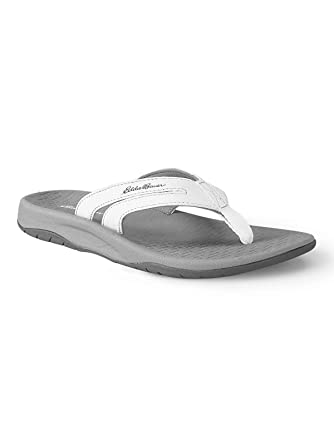 e949e15e337409 Amazon.com  Women s Eddie Bauer Break Point Flip Flop  Clothing
