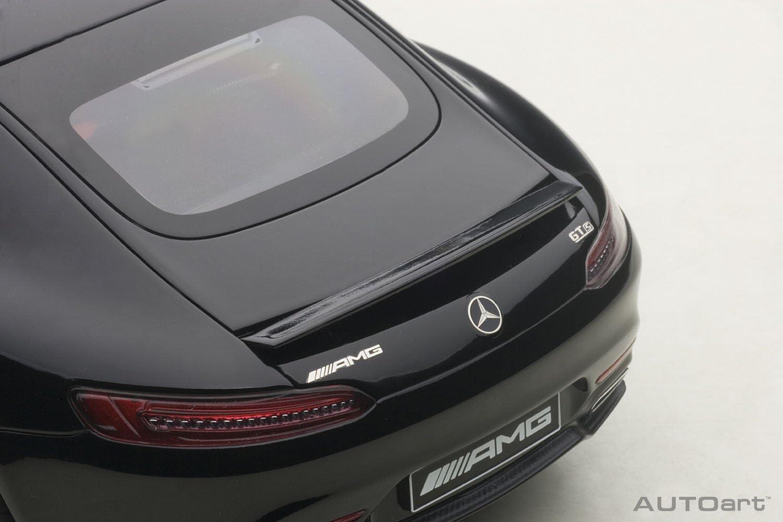 Mercedes AMG GT S Gloss Black 1//18 by Autoart 76313