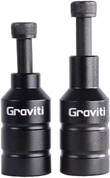 Amazon.com : GRAVITI Pro Stunt Scooter Pegs CNC Aluminum ...