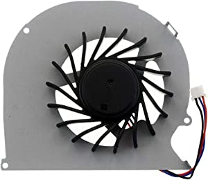 Rangale Replacement CPU Cooling Fan for Dell Inspiron 15R 5520 5525 7520 Vostro 3560 Series Laptop Y5HVW 0Y5HVW
