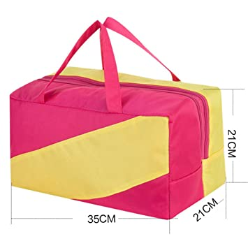 b2caa0392d5b Multifunctional Waterproof Travel Cosmetic Bag Dry And Wet Separation Travel  Bag Beach Bag Hand Bag