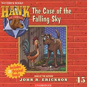 The Case of the Falling Sky Audiobook