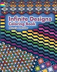 Your Own Modern Art Paintings 485 Paperback Infinite Designs Coloring Book Dover Design Books